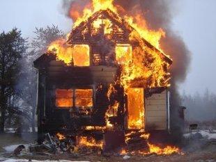 Perizia danni da incendio