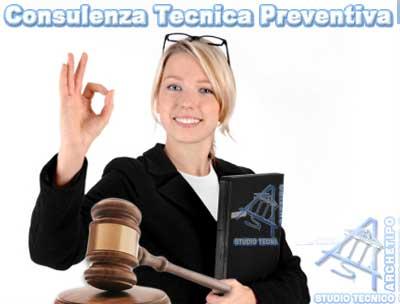 Accertamento con Consulenza Tecnica Preventiva