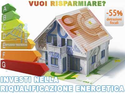 Riqualificazione energetica a torino milano biella aosta