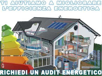 miglioramento classe energetica edifici riduzione consumi