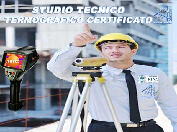 Studio Tecnico Termografico Certificato-da-RINA 2° livello UNI-EN-ISO 9712