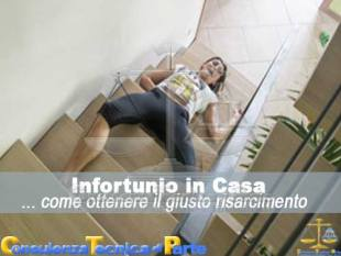 Infortunio-in-casa-risarcimento-danni