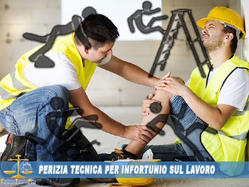 Consulenza per infortunio sul lavoro