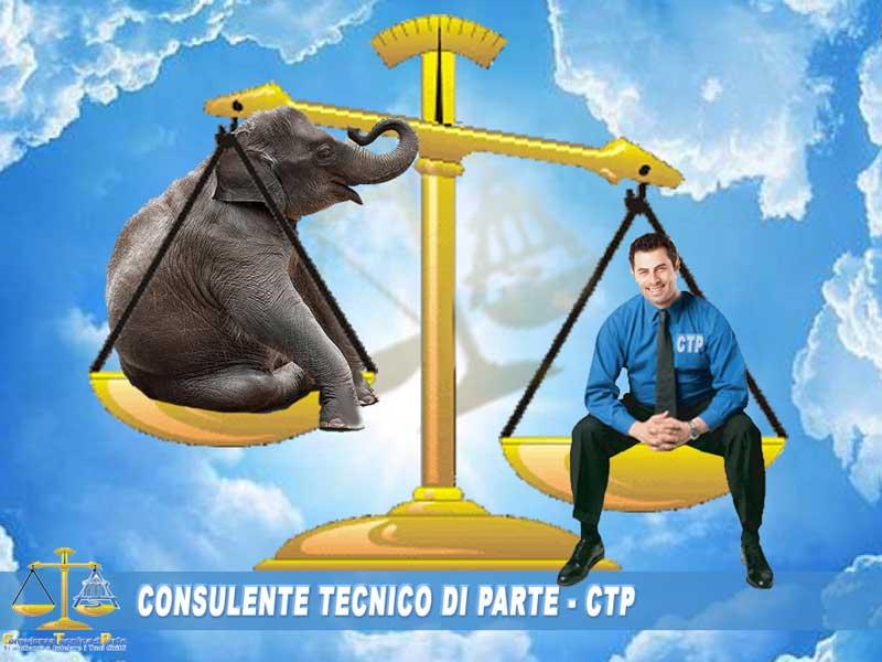 CTP Consulente tecnico di parte PERITO