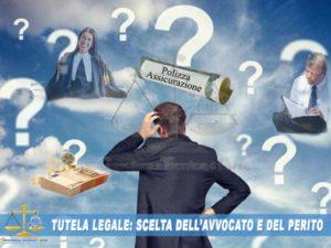 scelta dell'Avvocato scelta Consulente Tecnico di parte Scelta CTP