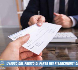 nomina perito di parte risarcimento danni assicurati